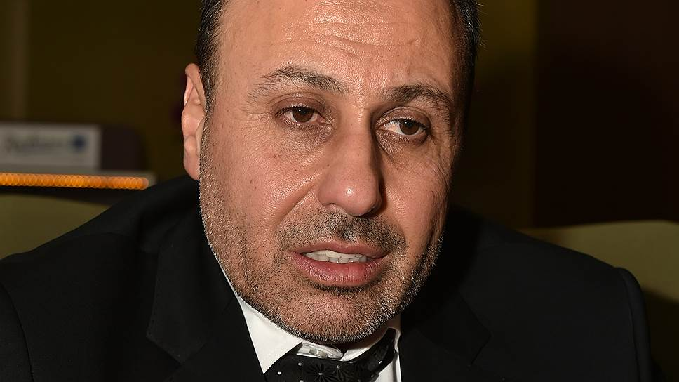Представитель НКОРС Сирии Ясер аль-Фархан