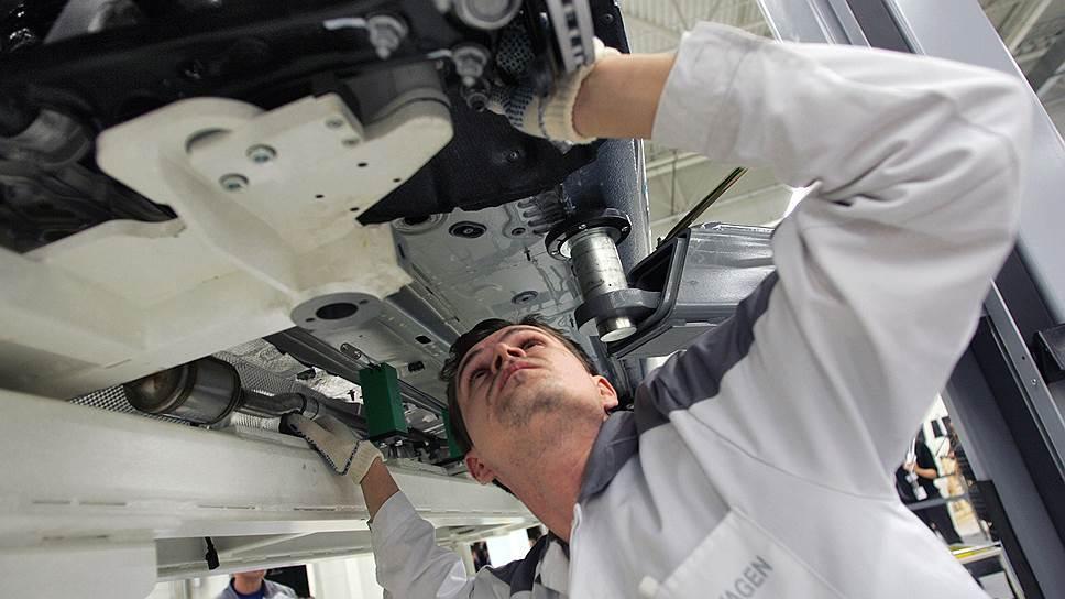За что еще Минпромторг намеревается лишать автоконцерны госсубсидий