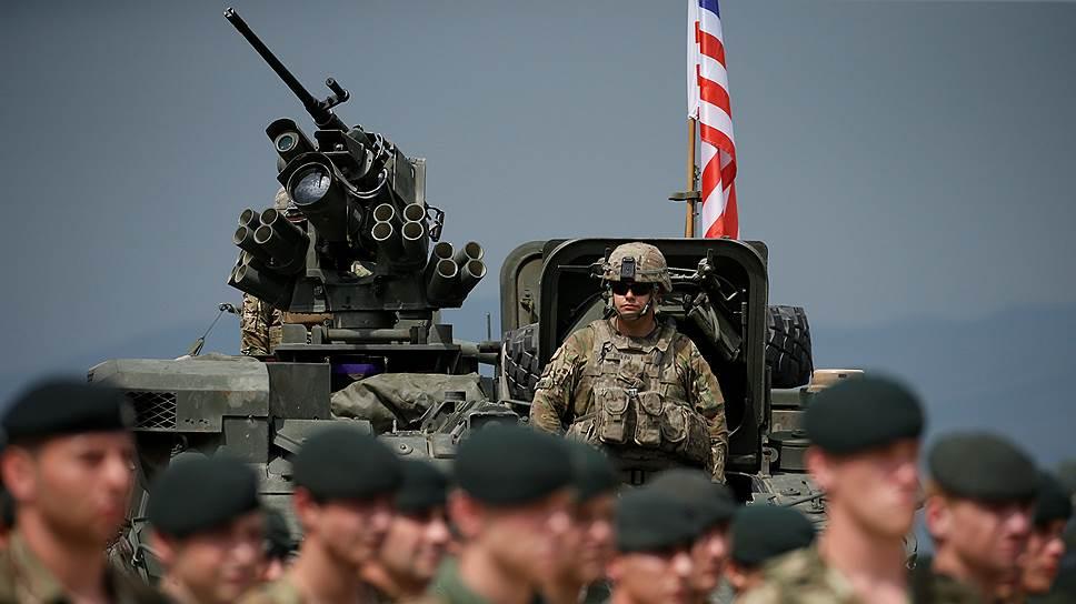 Как в Грузии начались военные учения с участием стран НАТО