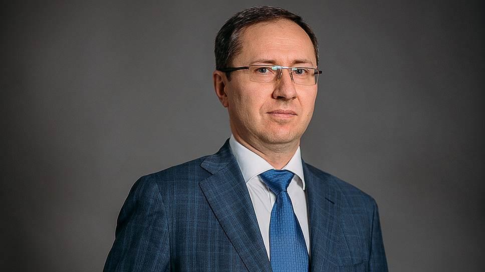 Бывший гендиректор «Ивастроя» и совладелец Urban Group Андрей Пучков