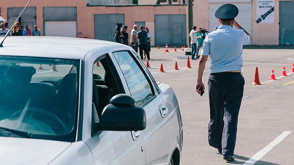 В МВД вводят новые экзамены для водителей