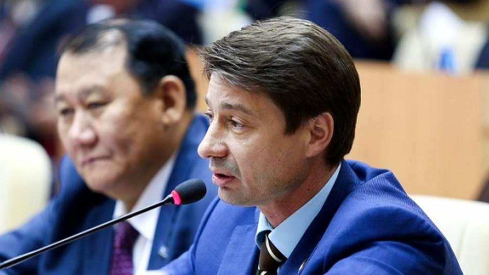 Депутат Владимир Федоров