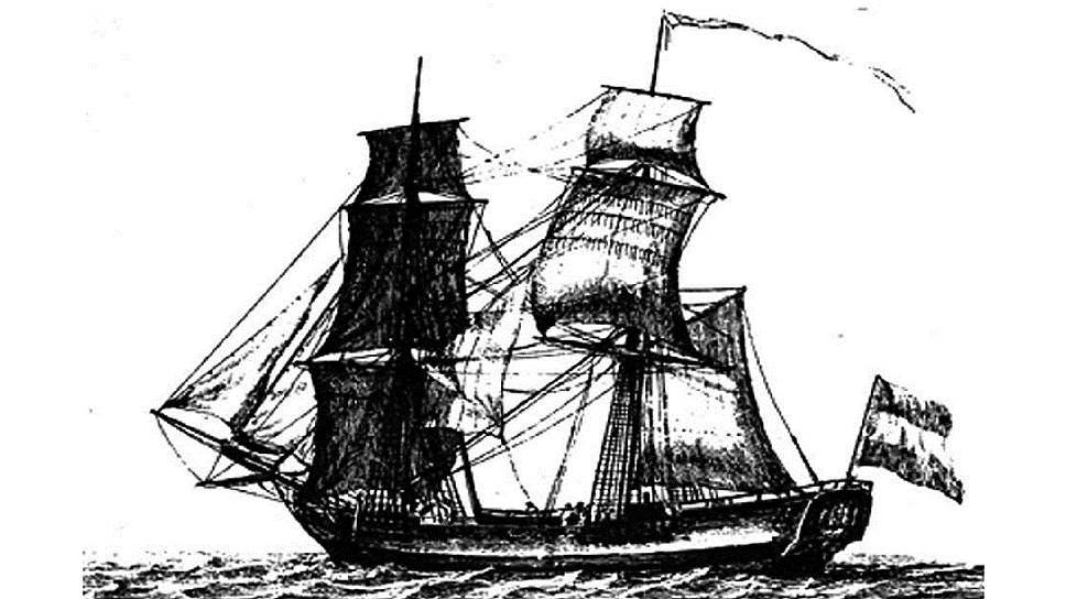Затонувший возле Аландских островов голландский парусник «Фрау Мария» до сих пор является предметом спора между Россией и Финляндией