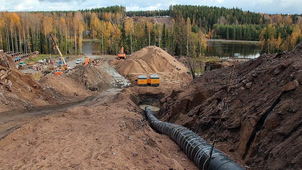 Какой альтернативный маршрут для «Северного потока-2» выбрал «Газпром»