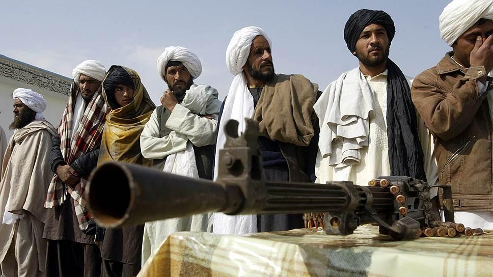 Как делегация «Талибана» посетила Узбекистан