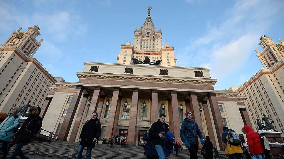 Сколько российских вуза вошли в топ-500 мирового шанхайского рейтинга