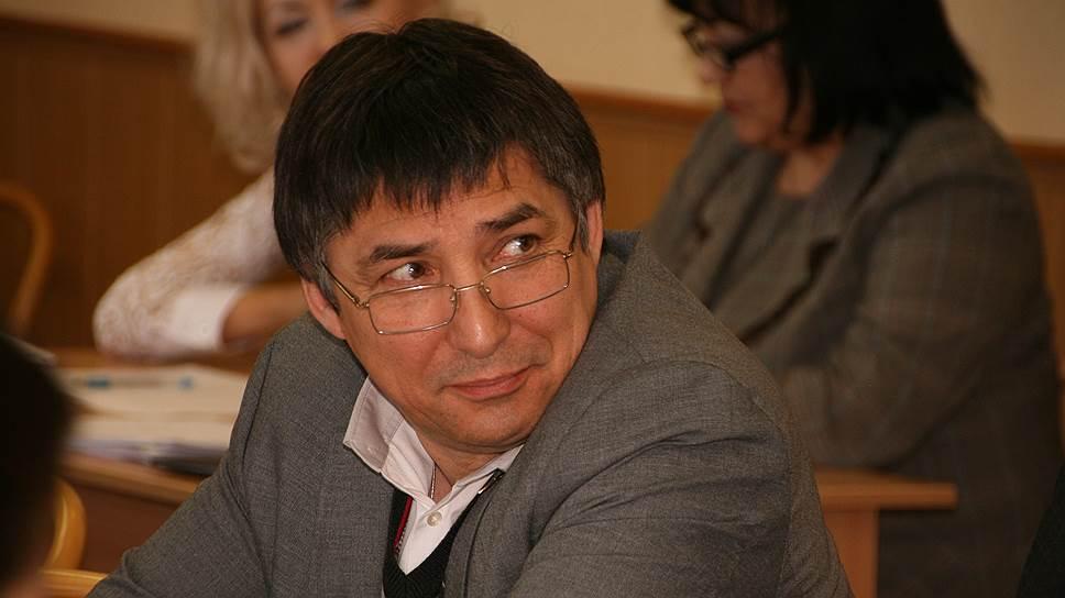 Депутат Курултая Башкирии Ильдар Исангулов