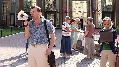 Подмосковное «Яблоко» затевает еще один референдум // Инициаторы хотят спросить граждан о выборах мэров и мусоре