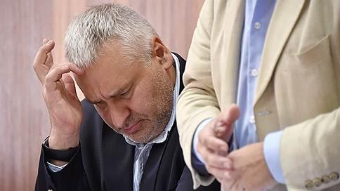 Марк Фейгин не отсудил свой статус // Суд отклонил иск защитника к адвокатской палате