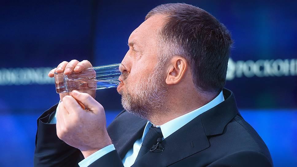 Минфин США требует «окончательного вывода» Олега Дерипаски из En+ и «Русала»