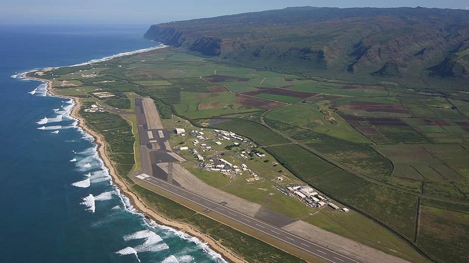 Тихоокеанский ракетный комплекс в Кауаи