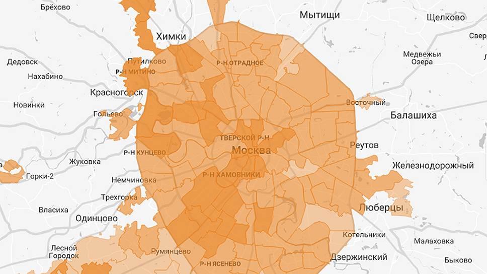Как москвичи голосовали за Сергея Собянина