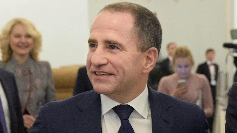 Новый российский посол в Белоруссии Михаил Бабич