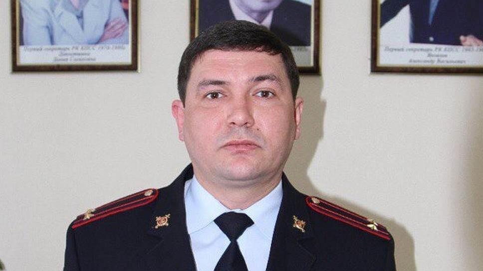 Бывший начальник отдела по борьбе с организованной преступностью МВД Татарстана подполковник полиции Ильнар Залялов