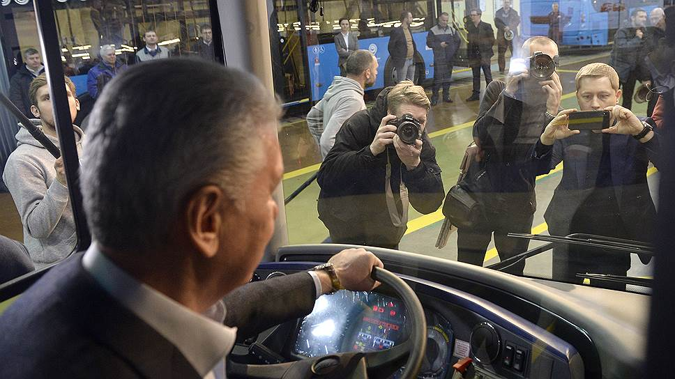 Как развивается новый общественный транспорт в Москве