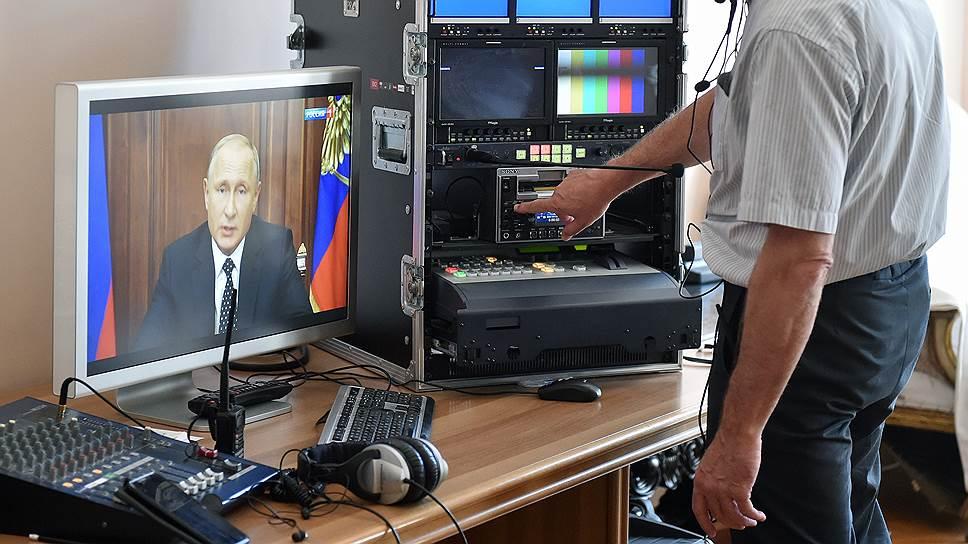 «Путин слишком уж откровенно взял все на себя»
