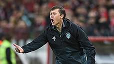 Главный тренер «Ахмата» Игорь Ледяхов ушел в отставку