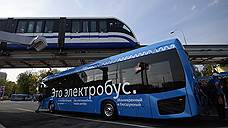Электробусы все-таки доехали до Бибирево