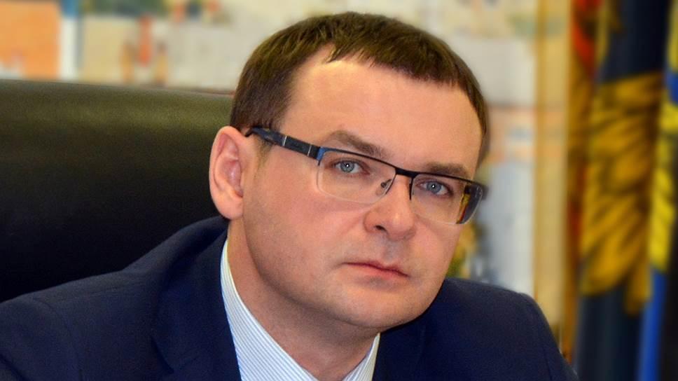 Спикер городской думы Тюмени Дмитрий Еремеев