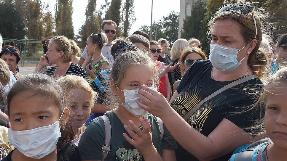 Как Армянск переживал экологическую катастрофу