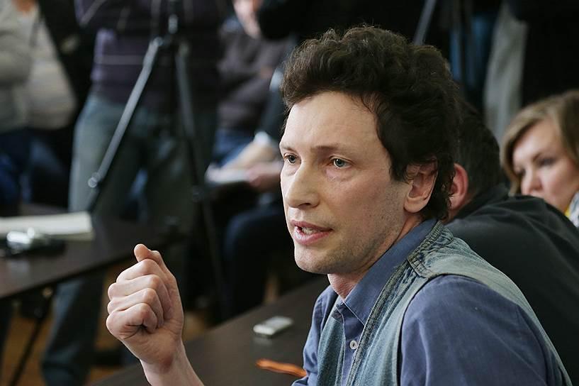 Активист Роман Юшков
