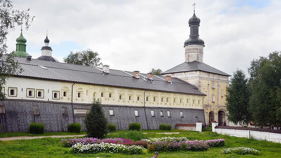 Братский корпус Кирилло-Белозерского монастыря
