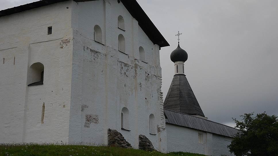 Казенная палата Кирилло-Белозерского монастыря