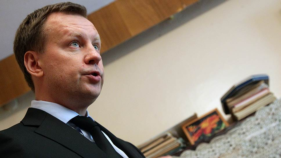 Бывший депутат Госдумы Денис Вороненков