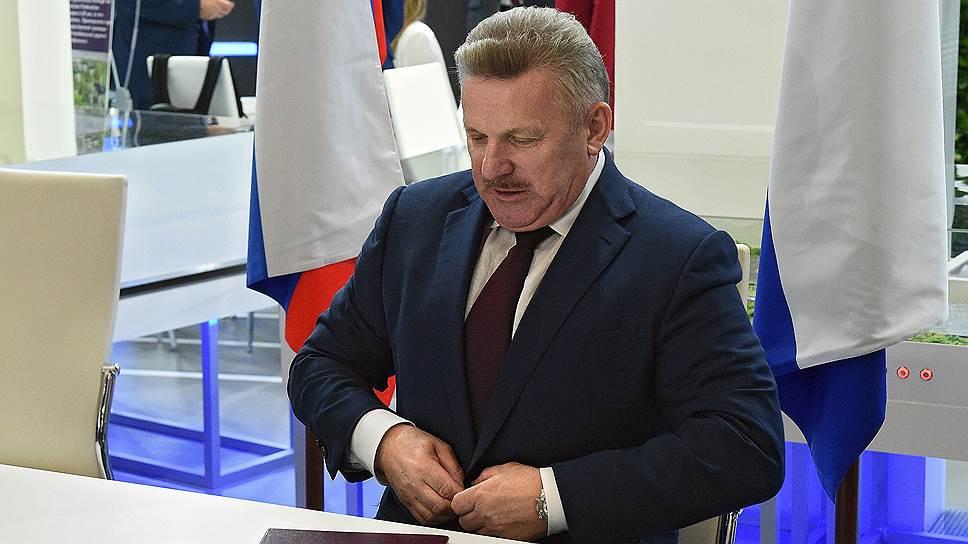 Вячеслав Шпорт надеется на второй тур