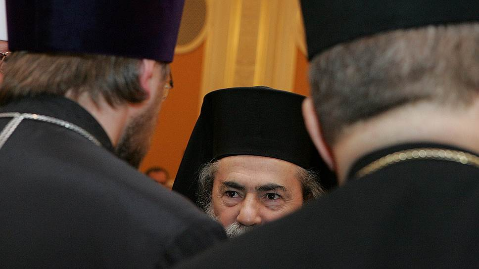 Какую позицию в споре об автокефалии занял иерусалимский патриарх