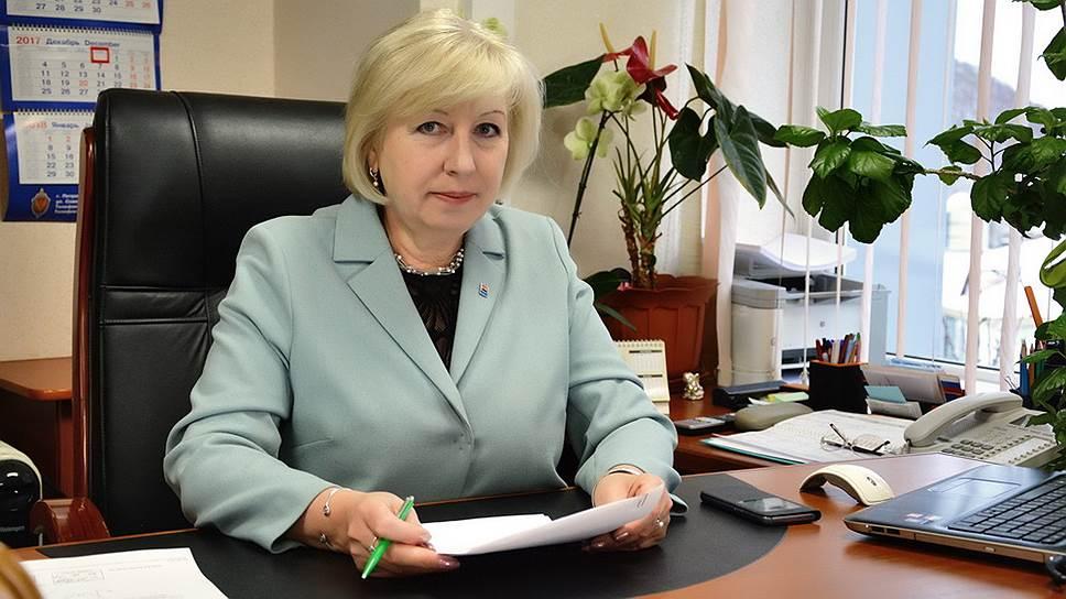 Глава Минздрава Камчатского края Татьяна Лемешко