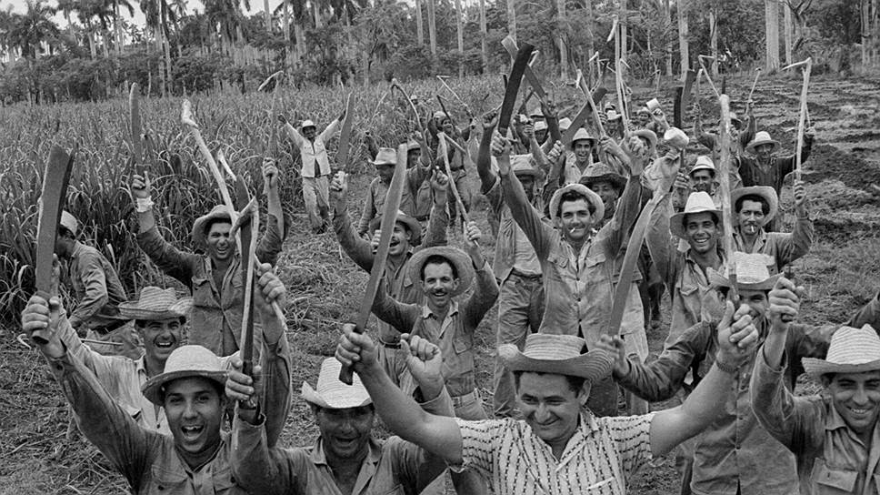 Для Кубы, независимо от режима, сахар являлся символом