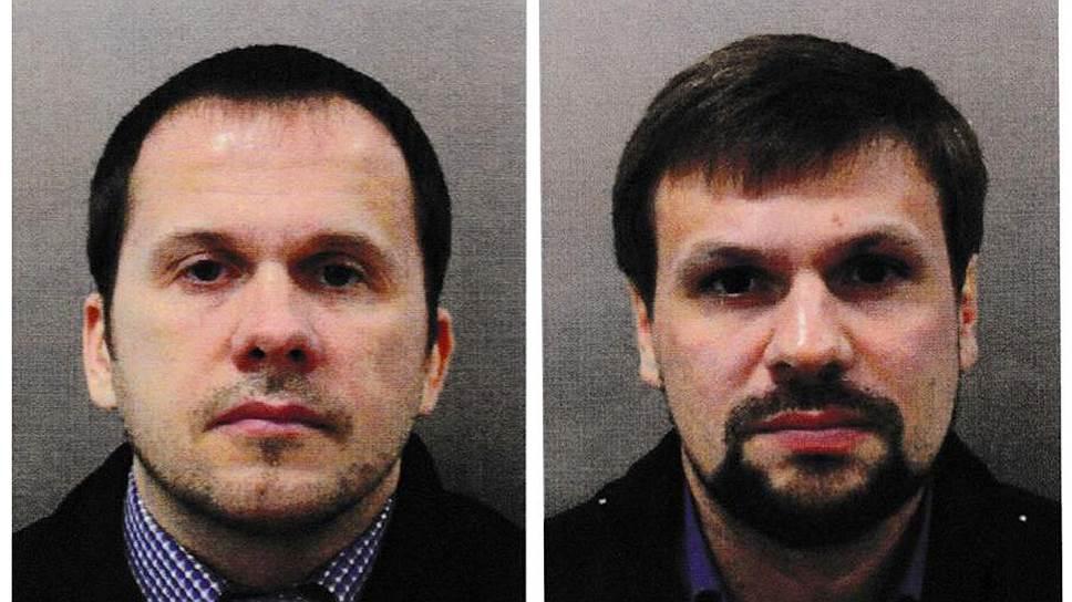 Прогулки по Лондону Петрова и Боширова зафиксировали сотни камер видеонаблюдения