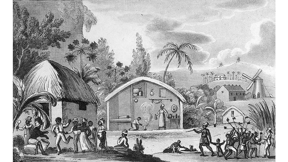На Барбадосе работники сахарной отрасли готовы были танцевать