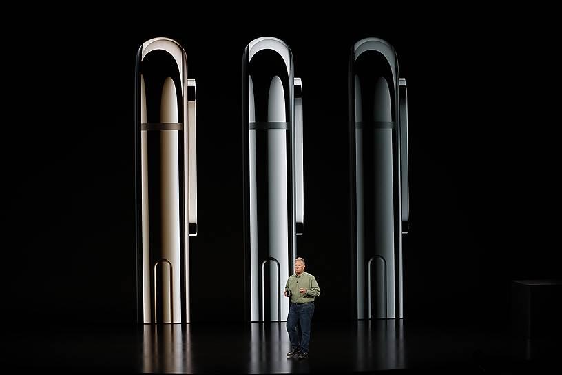 iPhone Xs будет доступен в трех цветах — золотой, серебряный, серый (space gray)