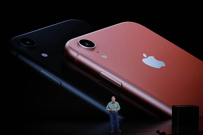 iPhone Xs и iPhone Xs Max также представлены в трех вариантах памяти — 64, 256, 512 Гб