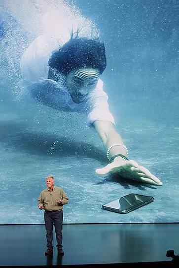 Водостойкость новых айфонов достигает уровней IP67 и IP68