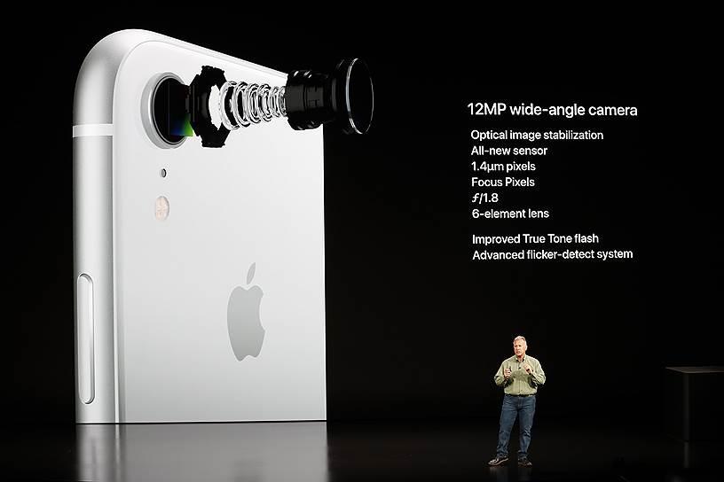 Возможности камеры новых айфонов позволят объединять серию снимков в один. Еще одна опция iPhone Xs — запись стереозвука. В смартфон встроено четыре микрофона
