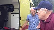 Старейший футболист лечится от ареста
