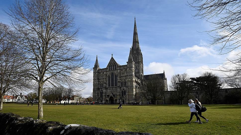 Солсберийский кафедральный собор