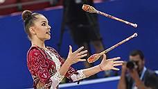 Российские гимнастки сильны командой