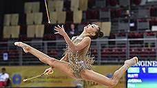 Гимнастки продолжили золотую серию