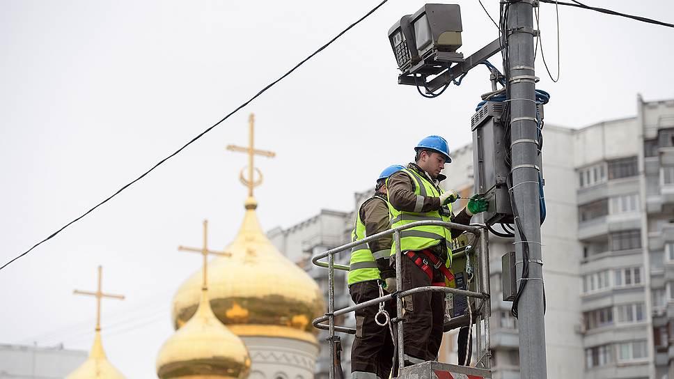 Какую новую работу нашли московским камерам