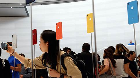 Apple обновила линейку смартфонов