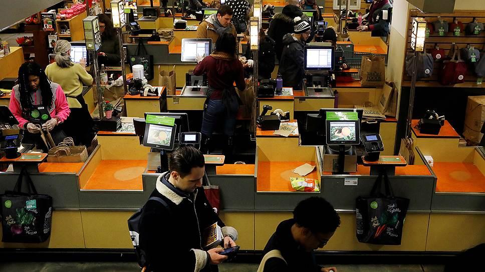 Как интернет-магазины выходят в реальный мир