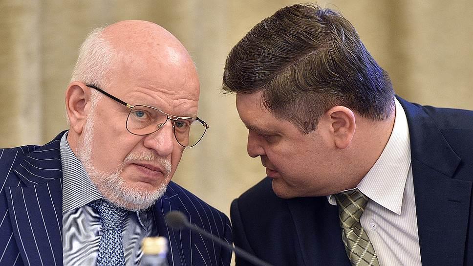 Почему первый замдиректора ФСИН Анатолий Рудый поддерживает введение заместительной терапии