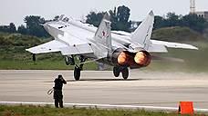 МиГ-31 приземлился не там, где планировал