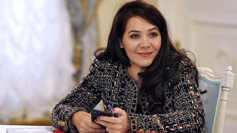 Заммэра Москвы по социальной политике, бывшая глава аппарата мэра и правительства столицы Анастасия Ракова