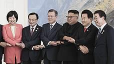 Корея станет единой на железнодорожном уровне