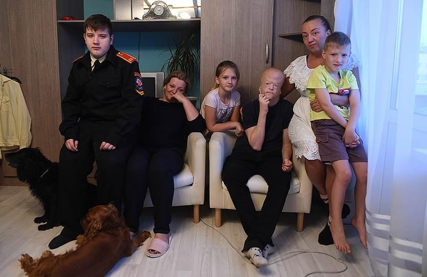В большой и дружной семье Ярихметовых нет разделения на приемных и кровных